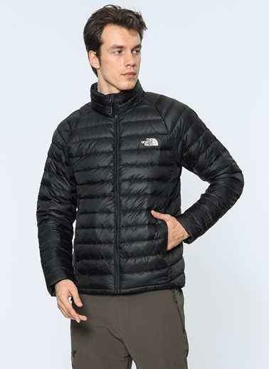 The North Face The North Face Trevail Erkek Ceket T939N5Kx7 Siyah
